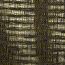Black Gold Wallcovering by Brunschwig & Fils