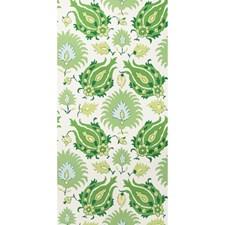 Leaf/Aloe Print Wallcovering by Brunschwig & Fils