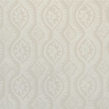 White Modern Wallcovering by Lee Jofa Wallpaper