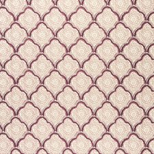 Fuchsia Small Scales Wallcovering by Baker Lifestyle Wallpaper