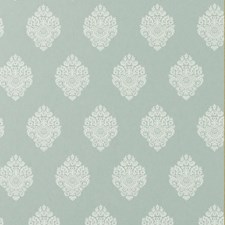 Teal Wallcovering by Baker Lifestyle Wallpaper