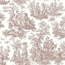 red/white Wallcovering by York