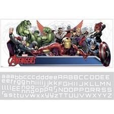 RMK2240GM Avengers Assemble W/PZ Headbrd by York