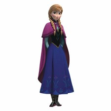 RMK2737GM Frozen Anna With Cape Giant by York