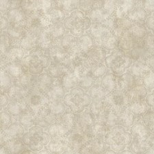 Silvery Cream/Cream/Light Grey Geometrics Wallcovering by York