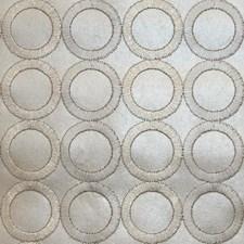 Beige Pearl Geometrics Wallcovering by York