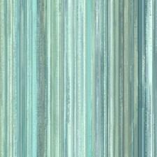 Pearlescent Light Blue/Medium Blue/Dark Blue Stripes Wallcovering by York