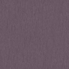 Deep Amethyst/Silver Streak Stripe Wallcovering by York