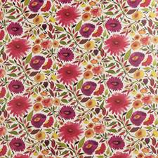 Autumn Floral Medium Wallcovering by Clarke & Clarke