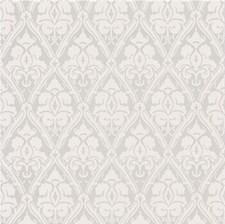 Grey/Beige Damask Wallcovering by Kravet Wallpaper