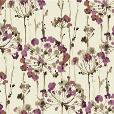 Ivory/Lavender/Taupe Botanical Wallcovering by Kravet Wallpaper
