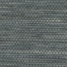 Blue/Slate Texture Wallcovering by Kravet Wallpaper