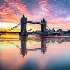 WALS0245 Tower Bridge Wall Mural by Brewster