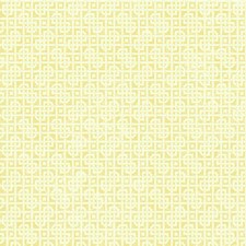 Butter Yellow/Cream Asian Wallcovering by York