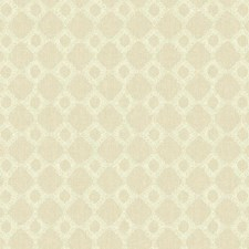 Beige/White Harlequin Wallcovering by York