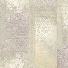 Lilac Wallcovering by Scalamandre Wallpaper