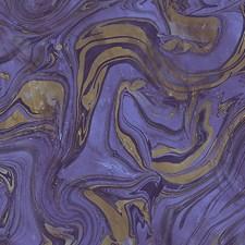 Purple Haze Wallcovering by Scalamandre Wallpaper
