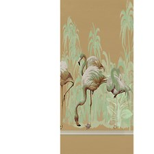 Belize - Right Panel Wallcovering by Scalamandre Wallpaper