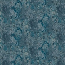 Dark Blue Wallcovering by Scalamandre Wallpaper