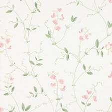 Light Pink Wallcovering by Scalamandre Wallpaper