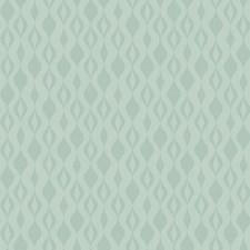 Palest Aquamarine/Aquamarine/Silver Glitter Bohemian Wallcovering by York
